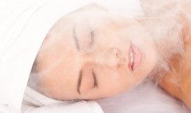 Afwisselen met geuren in de stoomcabine