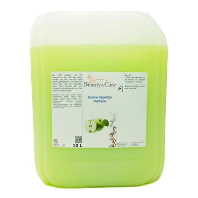 Grünes Apfel shampoo