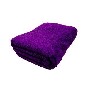 Serviette violette 150 x 100 cm