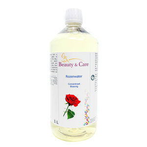 Rose water concentrate