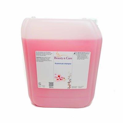 Rose musk shampoo
