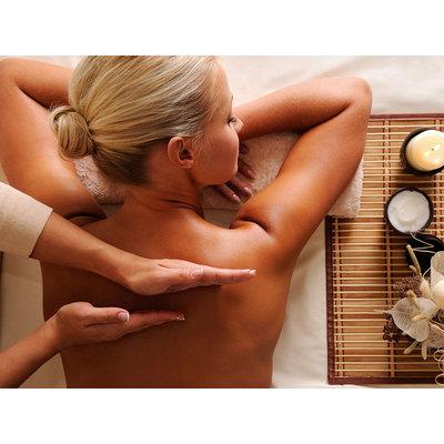 Geschenkpaket Massage natürlich