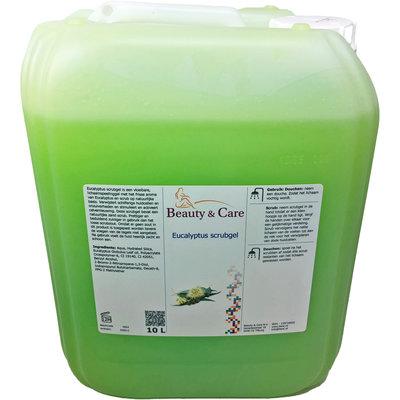 Eucalyptus exfoliating gel