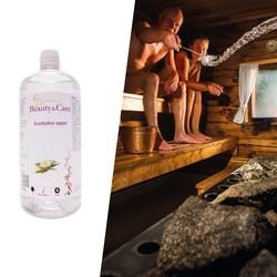 Sauna infusion