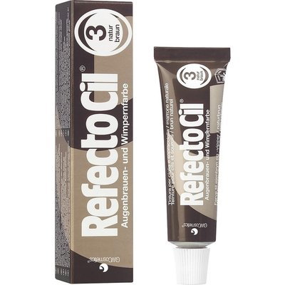 Refectocil Wimperverf Bruin No. 3