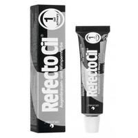 Refectocil Eyelash Dye Black No. 1