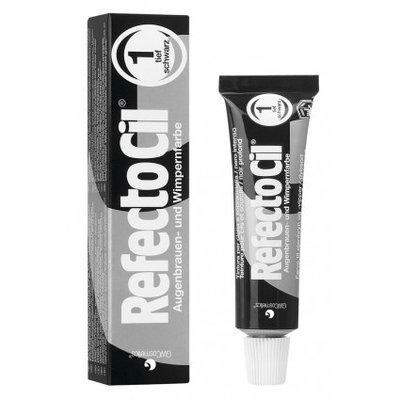 Teinture pour cils Refectocil Noir No. 1