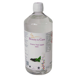 Green Tea infused basic