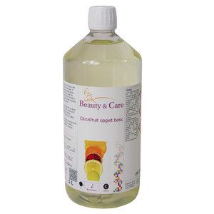 Citrus fruit infused basic