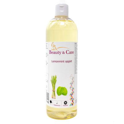 Lemonmint opgiet