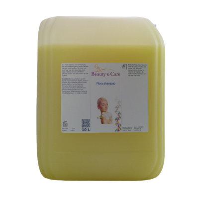 Flora shampoo