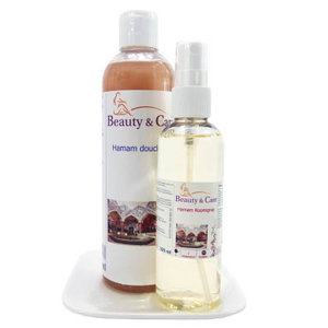 Shower and Fragrance Package Hamam