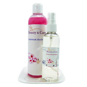 Shower and Fragrance Package Rose Musk