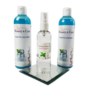 Shower and Fragrance Package Deluxe Peppermint