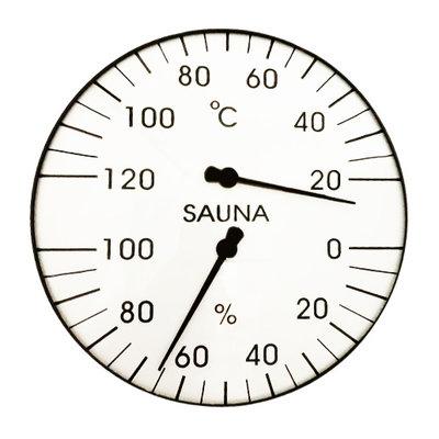 Thermo / Hygrometer around 160 mm
