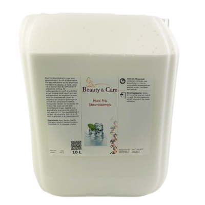 Mint Fresh steam bath milk