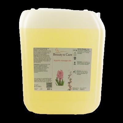 Hyacinth massage oil