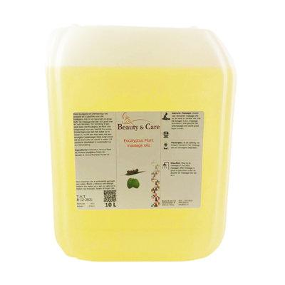 Eucalyptus Munt massage olie