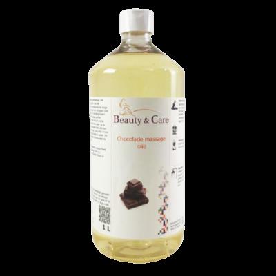 Chocolade massage olie