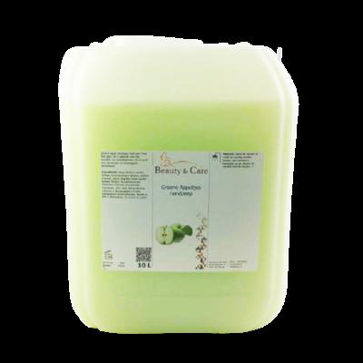 Grüne Apfelhandseife