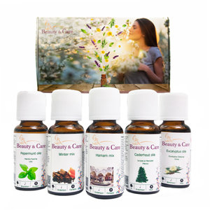 Gift pack essential oil base