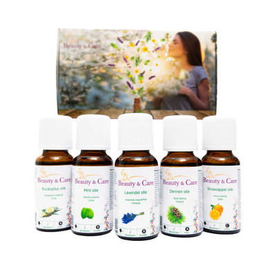 Gift package essential oil classic