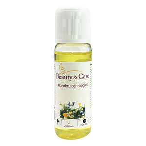 Alpine herbs infusion