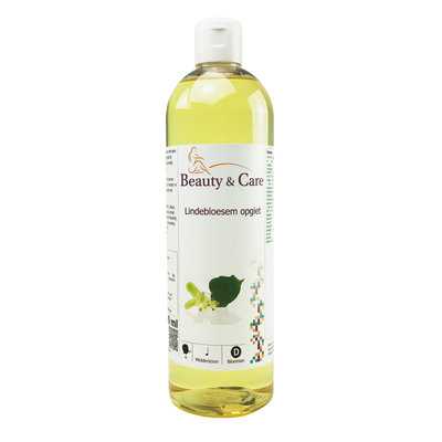 Lime blossom infusion
