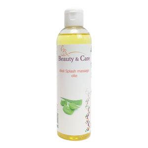Aloe Splash massage oil