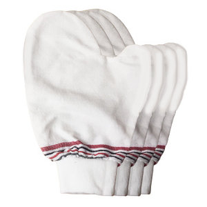 Kese exfoliating glove with thumb
