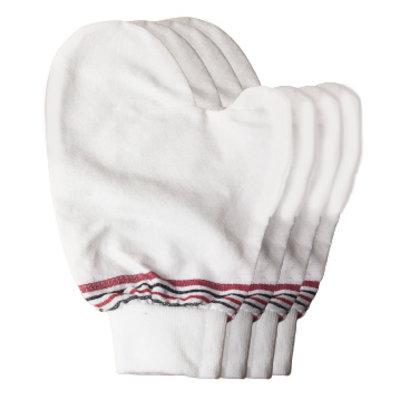 Kese scrubhandschoen met duim pak 12 stuks