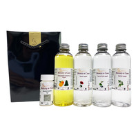 Gift package sauna gold M