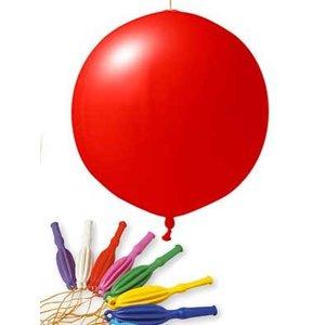 Punchballonnen colors