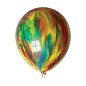 Ballon gemarmerd