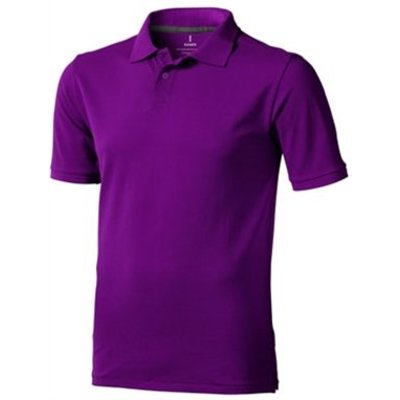 Elevate Elevate Calgary unisex polo paars