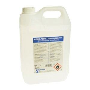 Reymerink Alcohol Podior 70% 5 liter (Bel voor info 0416 375600)