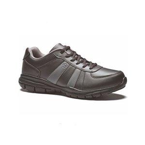 Toffeln Toffeln trainers - sportief & comfortabel zwart