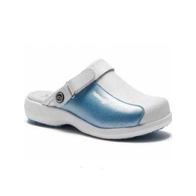 Toffeln Toffeln Ultra Light Shiny Blue  (SALE, GEEN RETOUR MOGELIJK OP=OP)