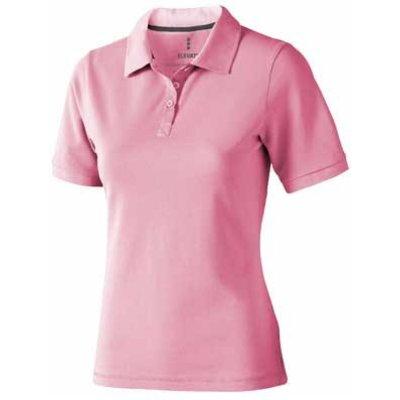 Elevate Elevate Calgary damespolo roze