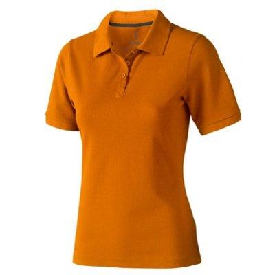 Elevate Elevate Calgary damespolo oranje