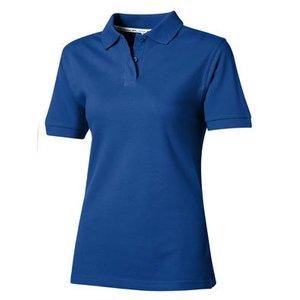 Slazenger Slazenger Cotton damespolo koningsblauw