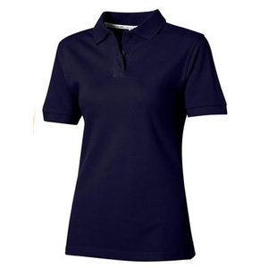 Slazenger Slazenger Cotton damespolo navy