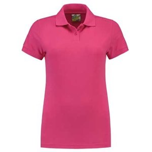 Lemon & Soda L&S Polo Basic Mix 60 graden wasbaar fuchsia