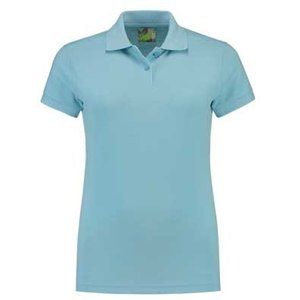 Lemon & Soda L&S Polo Basic Mix 60 graden wasbaar lichtblauw