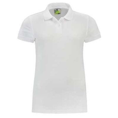 Lemon & Soda L&S Polo Basic Mix 60 graden wasbaar wit
