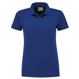 Lemon & Soda L&S Polo Basic Mix 60 graden wasbaar royal blue