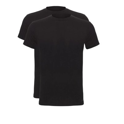 Ten Cate Basic shirt 2-pack zwart