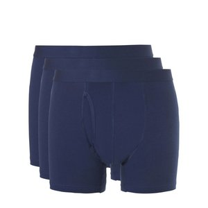 Ten Cate Basic boxers 3-pack wit, blauw of zwart