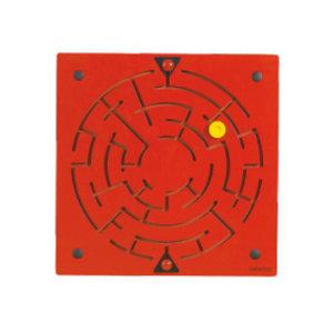 Wandelement Labyrinth (3+)