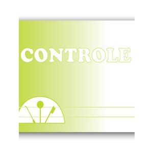 Controlekaart CK 015